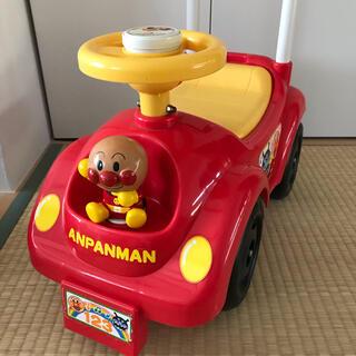 アンパンマンカー 手押し車(手押し車/カタカタ)