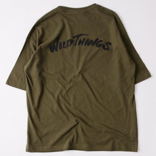 WILDTHINGS - ワイルドシングス フリークスストア  別注Tシャツ