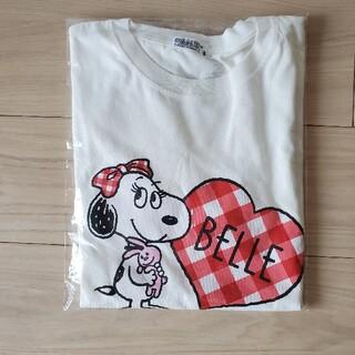 ピーナッツ(PEANUTS)のスヌーピー ベル 新品未使用 Tシャツ(Tシャツ(半袖/袖なし))