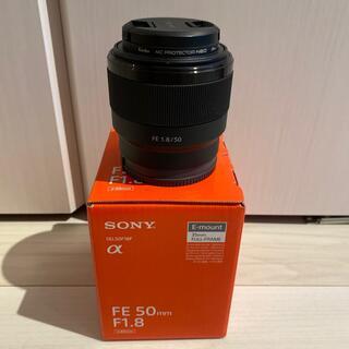 SONY -  デジタル一眼カメラα[Eマウント]用レンズ SEL50F18F