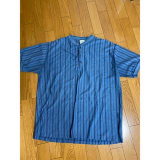 エルエルビーン(L.L.Bean)のL.L.Bean ヘンリーネック Tシャツ(Tシャツ/カットソー(半袖/袖なし))