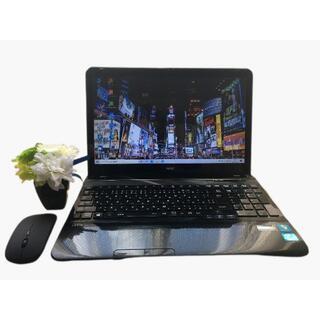 NEC - SSD256G+HDD500G i5 メモリ8G Win10 LS550/H