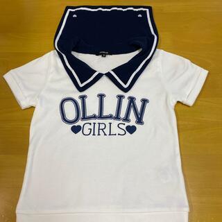 オリンカリ(OLLINKARI)の夏シャツ(Tシャツ/カットソー)
