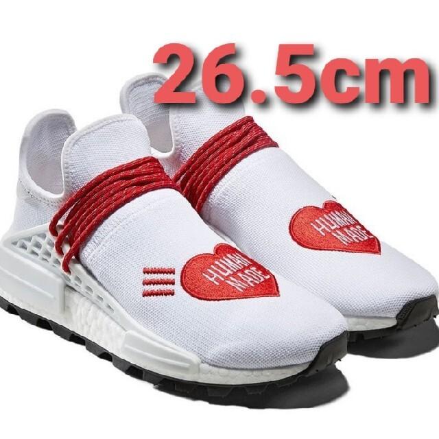adidas(アディダス)の[26.5cm]HUMAN MADE ADIDAS NMD ヒューマンメイド メンズの靴/シューズ(スニーカー)の商品写真