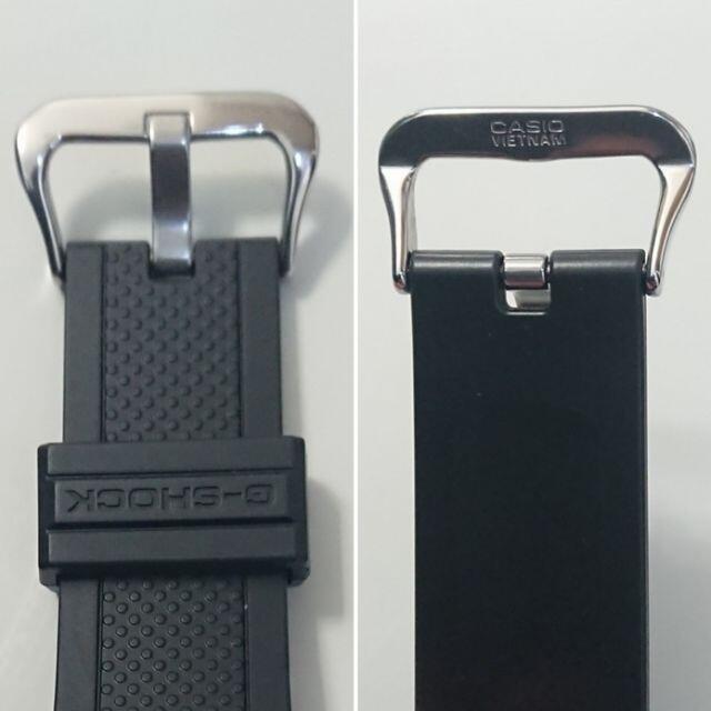 G-SHOCK(ジーショック)の9377 G-SHOCK G-STEEL GST-W300G ブラック×ゴールド メンズの時計(腕時計(アナログ))の商品写真