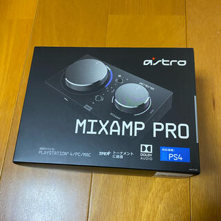 アストロ ミックスアンプ ほぼ未使用