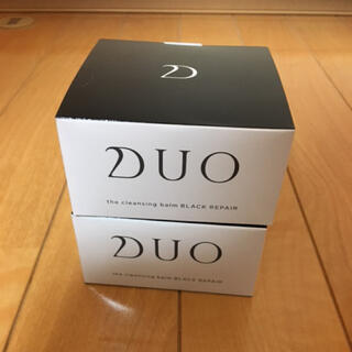 DUO クレンジングバーム ブラック90g2個