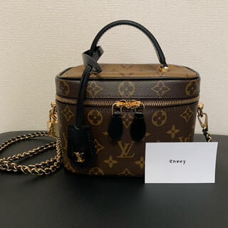 LOUIS VUITTON - 正規品 ルイヴィトン ヴァニティ リバース