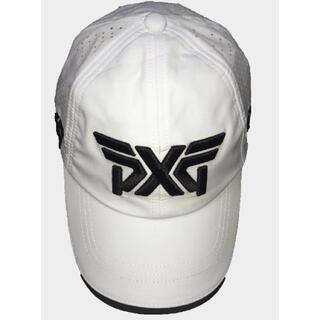 「新品・既納」PXG ゴルフキャップ メッシュキャップ 男女兼用 サイズ調整可(キャップ)