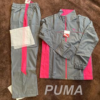プーマ(PUMA)のPUMA ウインドブレーカー上下セット(その他)