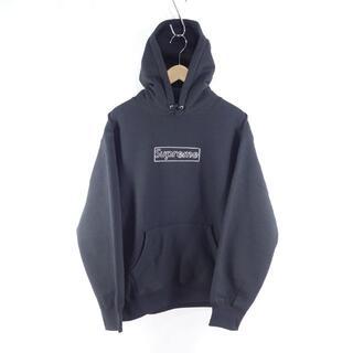 シュプリーム(Supreme)のSupreme Kaws Chalk Logo Hooded Sweat(パーカー)