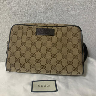 Gucci - グッチ ウエストバッグ