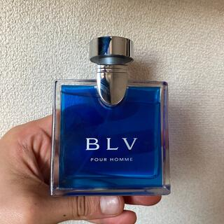 ブルガリ(BVLGARI)のブルガリ pour Homme ブルー 50ml(香水(男性用))