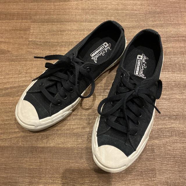 CONVERSE(コンバース)の【CONVERSE】 ジャックパーセル 23.5 レディースの靴/シューズ(スニーカー)の商品写真