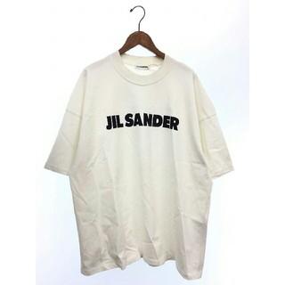 Jil Sander - JIL SANDER  ロゴプリントデザイン Tシャツ