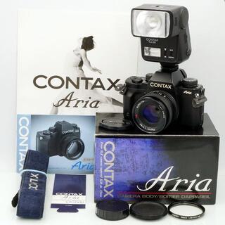 京セラ - 《週末値下げ》★美品★アリア CONTAX Aria Planarプラナー