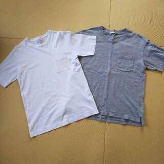 ユナイテッドアローズ(UNITED ARROWS)のユナイテッドアローズ+gu 半袖Tシャツ2枚セット(Tシャツ/カットソー(半袖/袖なし))