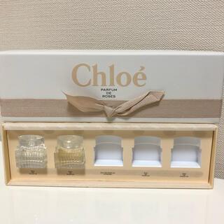 クロエ(Chloe)のクロエ  香水 ミニボトルセット (香水(女性用))