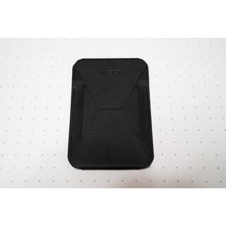☆新品同様 Moft X (BLACK) MagSafe対応  iPhone12