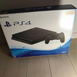 PlayStation4 - ほぼ新品 PS4本体 500GB