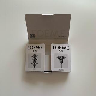 LOEWE - LOEWE ロエベ オードゥトワレ 001 ウーマン マン
