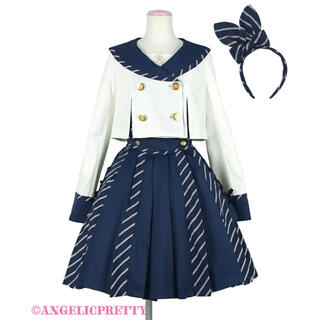 Angelic Pretty - Angelic Pretty Bunny College Formal セット