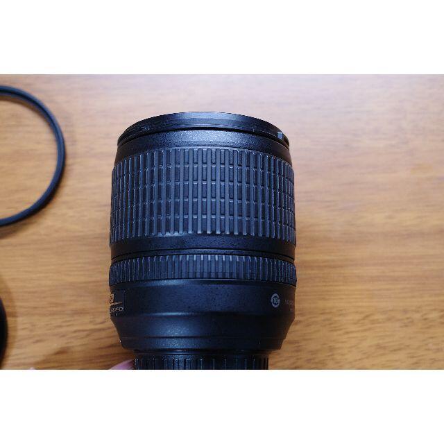 Nikon(ニコン)の【美品】Nikon AF-S DX 18-105mm F3.5-5.6G ED  スマホ/家電/カメラのカメラ(レンズ(ズーム))の商品写真
