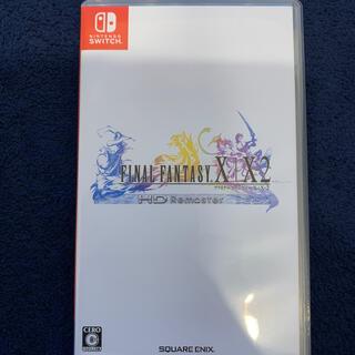 ファイナルファンタジーX/X-2 HD リマスター Switch(家庭用ゲームソフト)