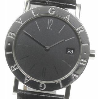 ブルガリ(BVLGARI)のブルガリ ブルガリブルガリ  BB33SLD クォーツ メンズ 【中古】(腕時計(アナログ))