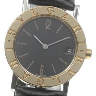 ブルガリ(BVLGARI)のブルガリ ブルガリブルガリ YGベゼル BB30SGLD ボーイズ 【中古】(腕時計(アナログ))