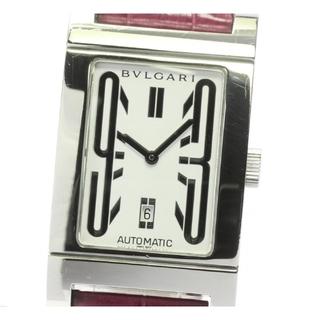 ブルガリ(BVLGARI)のブルガリ レッタンゴロ  RT45S 自動巻き メンズ 【中古】(腕時計(アナログ))