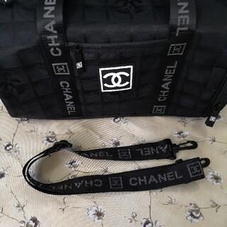CHANEL - ♥シャネル ボストンバッグ ショルダーバッグ ノベルティ