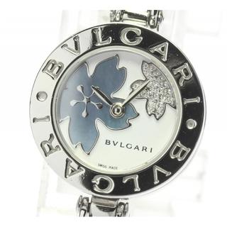ブルガリ(BVLGARI)の☆良品 ブルガリ B-zero1 サクラダイヤ BZ22S レディース 【中古】(腕時計)