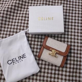 celine - さいふ❤ CELINE セリーヌ 折り財布