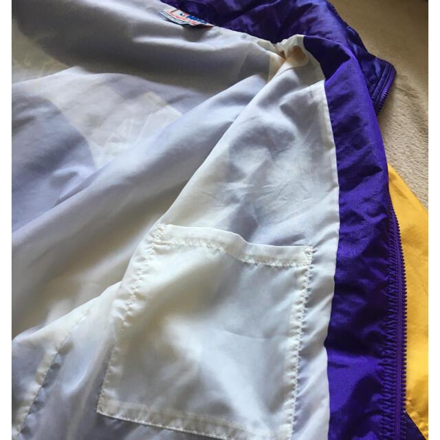 LAKERS...APEX ONEナイロンジャケット メンズのジャケット/アウター(ナイロンジャケット)の商品写真