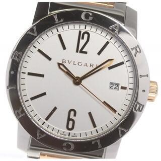 ブルガリ(BVLGARI)の☆良品 ブルガリ ブルガリブルガリ  BB39S 自動巻き メンズ 【中古】(腕時計(アナログ))
