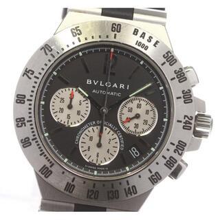 ブルガリ(BVLGARI)のブルガリ ディアゴノ タキメトリック CH40STA メンズ 【中古】(腕時計(アナログ))