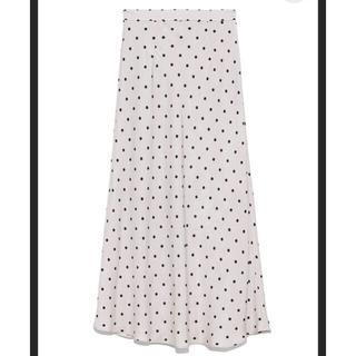 snidel - SNIDEL *バリエプリントナロースカート
