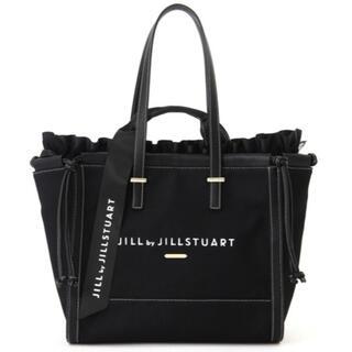 JILL by JILLSTUART - JILL by JILLSTUART フリルレイヤードトートバッグ