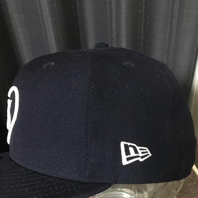 Supreme(シュプリーム)のsupreme newera cap シュプリーム ニューエラ メンズ キャップ メンズの帽子(キャップ)の商品写真
