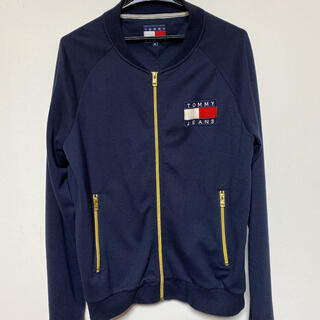 TOMMY - 美品!TOMMY JEANS トミー ブルゾン パーカー