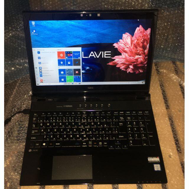 NEC(エヌイーシー)のLaVie改136 4Kノート Core i7 SSD HDD Win10 特3 スマホ/家電/カメラのPC/タブレット(ノートPC)の商品写真