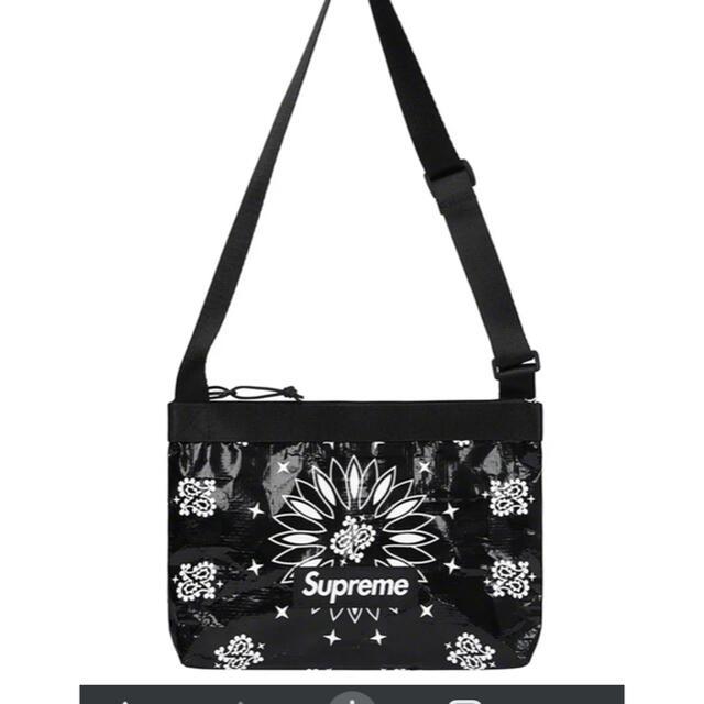 Supreme(シュプリーム)のsupreme bag シュプリーム バッグ ショルダー カバン メンズのバッグ(ショルダーバッグ)の商品写真