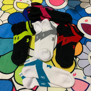 アンダーアーマー(UNDER ARMOUR)のUNDER ARMOUR ソックス socks 10足セット(ソックス)