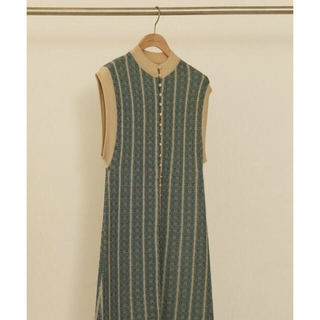 TODAYFUL - 新品 トゥデイフル todayful Jacquard Knit Dress