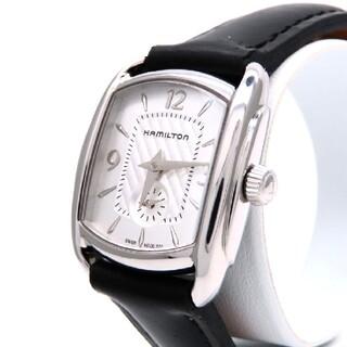 ハミルトン(Hamilton)の【HAMILTON】ハミルトン 時計'アメリカンクラシック バクリー'☆極美品☆(腕時計)