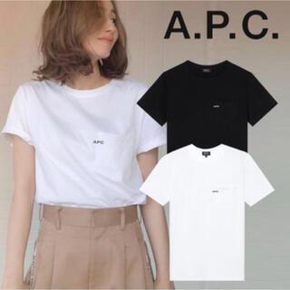 アーペーセー(A.P.C)の2回着用美品♡A.P.C. Tシャツ (Tシャツ(半袖/袖なし))