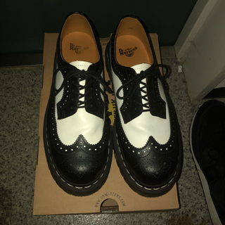 ドクターマーチン(Dr.Martens)のdr.martens 革靴 ドクターマーチン ウイングチップ(その他)