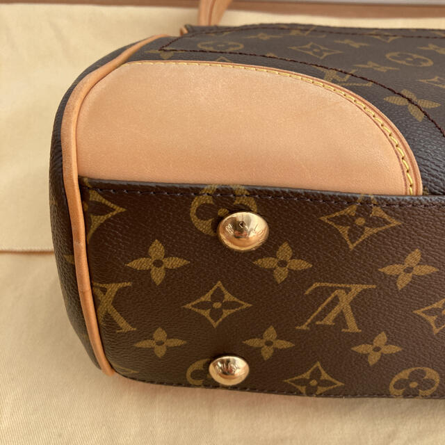 LOUIS VUITTON(ルイヴィトン)の美品 ルイヴィトン ビバリー MM レディースのバッグ(ハンドバッグ)の商品写真