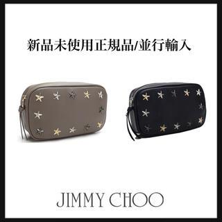 ジミーチュウ(JIMMY CHOO)の大特価25%OFF・新品■Jimmy Choo ポーチ■(ポーチ)